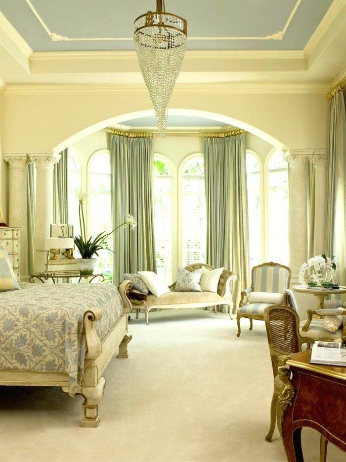 die besten 25 gr ne vorh nge ideen auf pinterest vorh nge gr n balkonvorh nge und balkon ideen. Black Bedroom Furniture Sets. Home Design Ideas