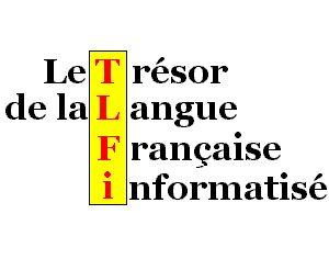 Le Trésor de la Langue Française Informatisé