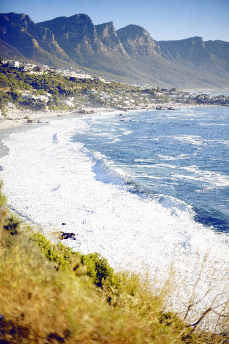 Clifton Beach, Cape Town.