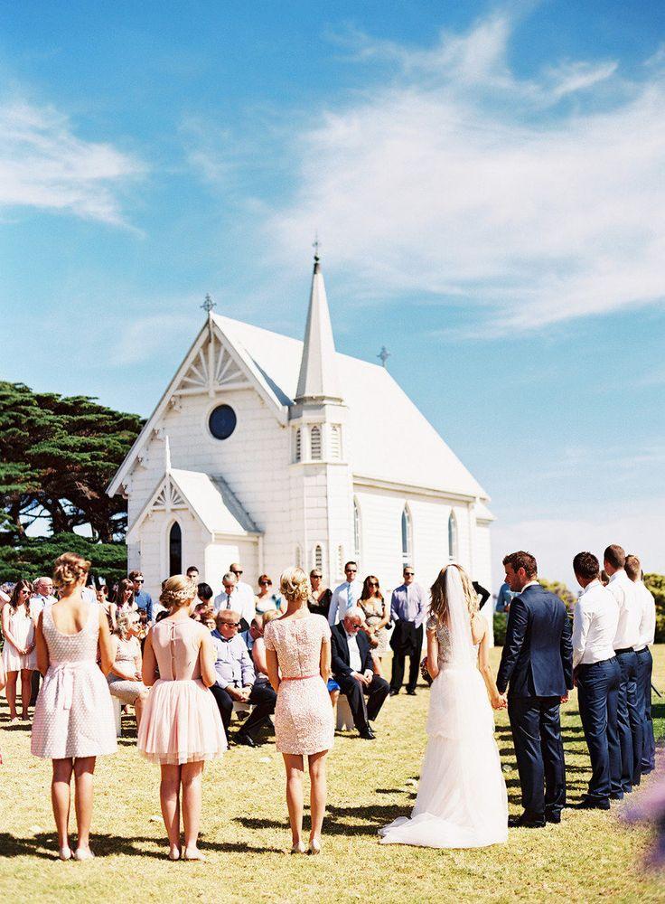 Phillip Island Wedding from Stewart Leishman  Read more - http://www.stylemepretty.com/australia-weddings/2013/07/15/phillip-island-wedding-from-stewart-leishman/