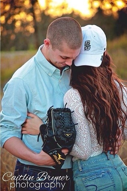 No Minor League Baseball Girlfriend Problems in this picture. Love it!!