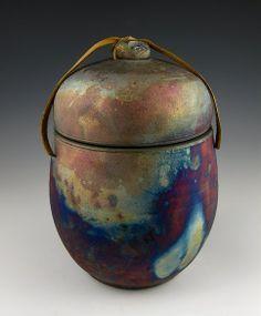 Raku Urns for Ashes | Urn #2365, Cremation urn for ashes, Funeral urn