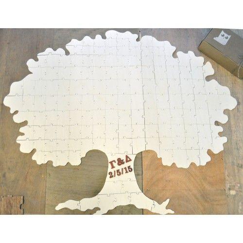 Δέντρο βιβλίο ευχών,παζλ δέντρο
