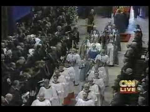 CNN presents moments from Princess Diana's funeral.... I was too young to really remember any of her funeral, but it makes me sad to watch this even today.