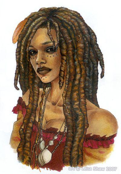 Black Women Art! (NSFW)