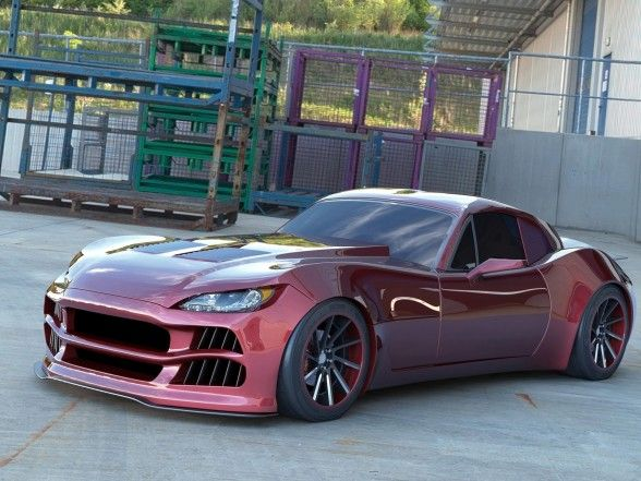 BXR Motors Bailey Blade XTR (2014)