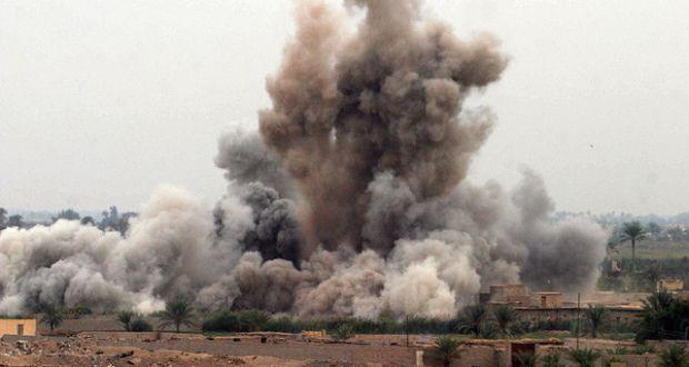 Συρία: Οι ΗΠΑ επιτίθενται στις πετρελαιοπηγές - Verge