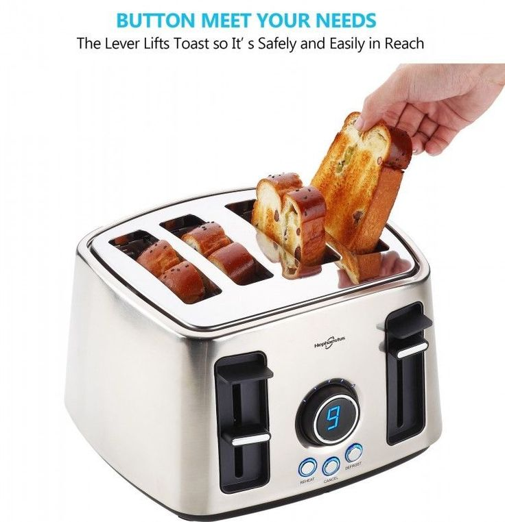 Sandwich Panini Toaster Maker Electric Kitchen LED Toaster Breakfast Toaster NEW #Hephaestus