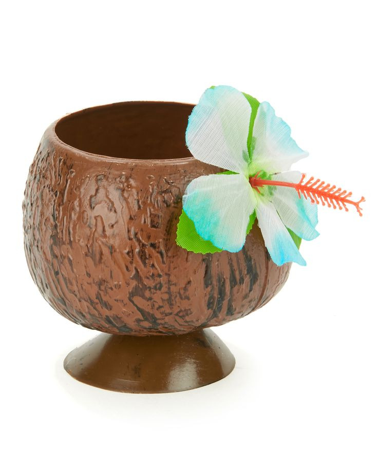 Coupe Hawaï noix de coco  et un choix immense de décorations pas chères pour anniversaires, fêtes et occasions spéciales. De la vaisselle jetable à la déco de table, vous trouverez tout pour la fête sur VegaooParty
