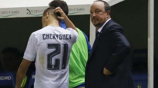 El caso Cheryshev - AS