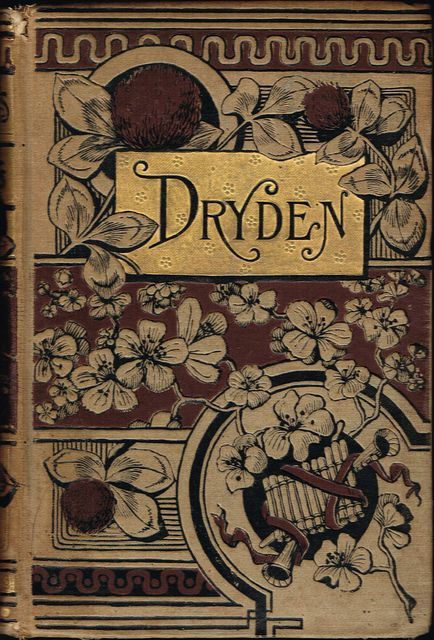All sizes   Dryden - book cover, via Flickr.