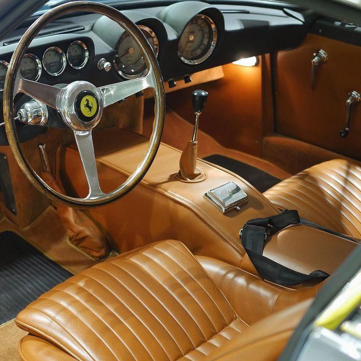 Ferrari 250 GT Lusso  #DeluxeCarStorage by deluxecarstorage