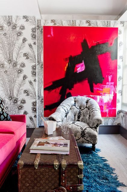 Decorating with Louis Vuitton Designs By Katy walls