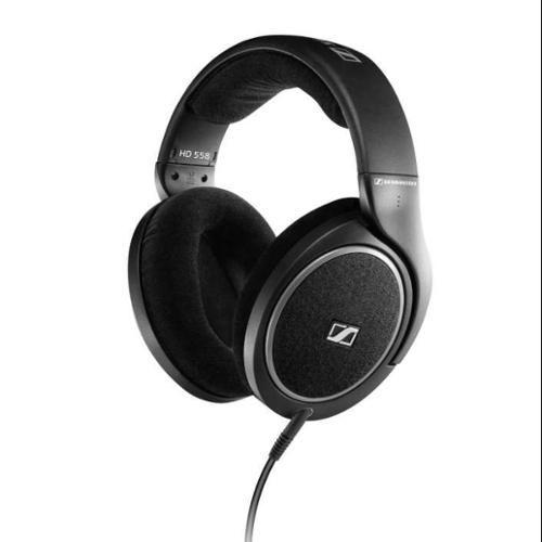 Sennheiser HD558 Audiophile Over The Ear Headphones (Titan) $69.98
