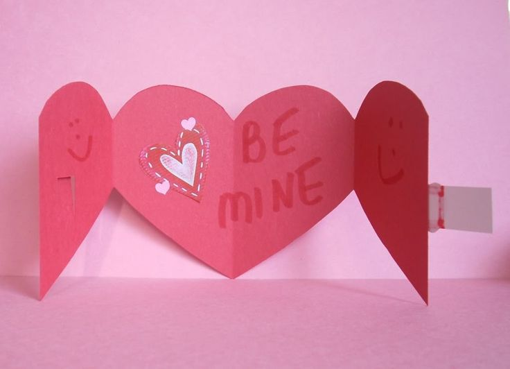 The 25 best Homemade valentines day cards ideas – Cute Valentine Cards Homemade