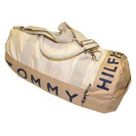 Tommy Hilfiger Big Logo Duffle Bag $44.99
