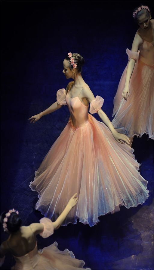 Ballet / Ballerina / Балерина / Dance / Danza / Danse - photographer: Марк Олич