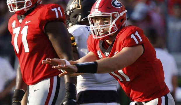 Fromm steps in for injured Eason to lead UGA to 31-10 win | Online Athens