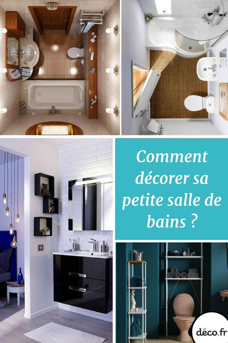 Idee deco salle de bain petit espace gnial idee de salle for Idee salle de bain petit espace