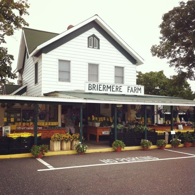 Long Island's North Fork: Briermere Farms - York Avenue