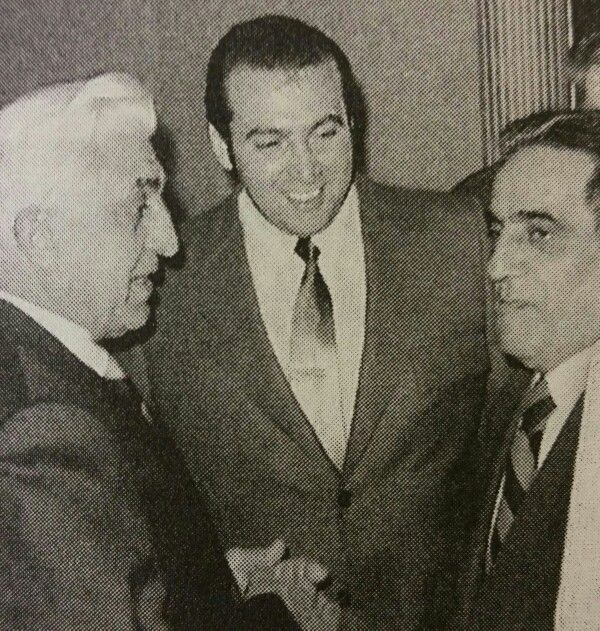 Roy Demeo center with associates Albert and Dominic