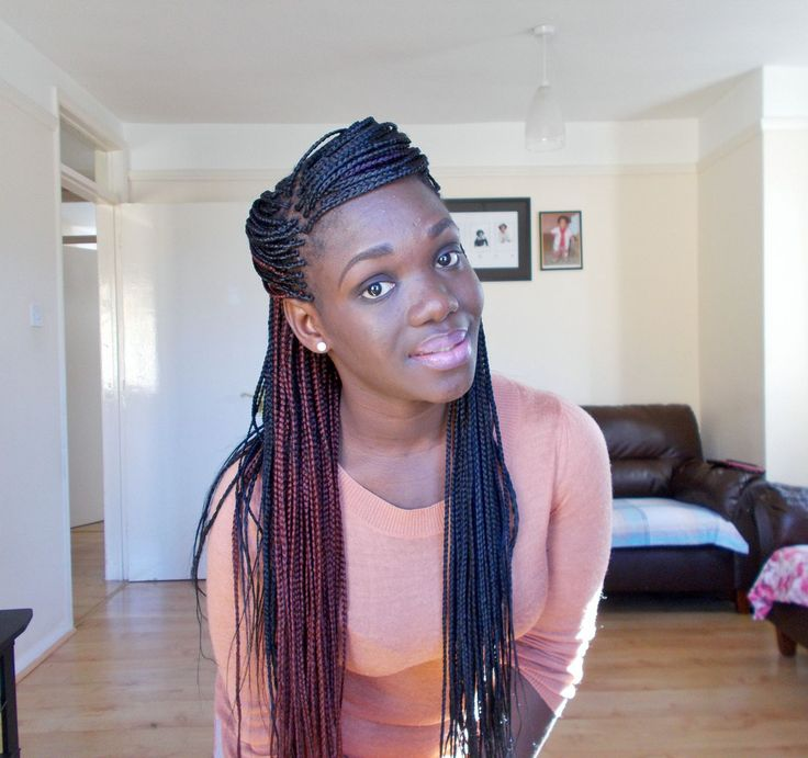 Small Box Braids Kids Hairstyles Small Box Braids Hair