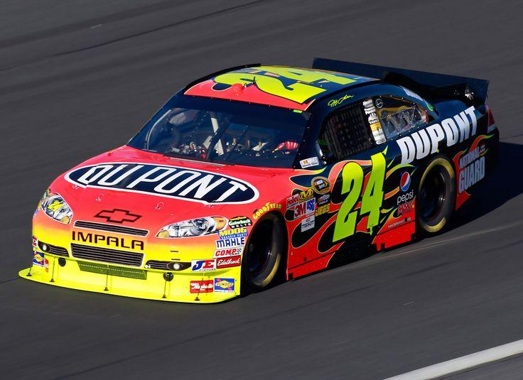 Jeff Gordon - NASCAR Charlotte Preview
