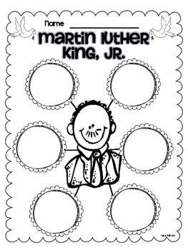 Martin Luther King Jr Freebies