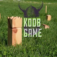 Take this 1,000 year-old Scandinavian Koob game on your next camping trip for an activity that both adults and kids will love!