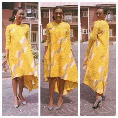 Creative Ankara Gown Design for You - DeZango Fashion Zone
