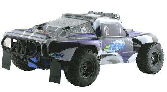 Black Rear Bumper for the Traxxas Slash 2wd 1
