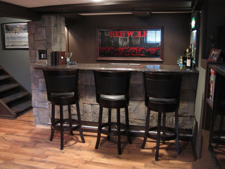 diy home bar Bar! Home Decor & DIY For the Home