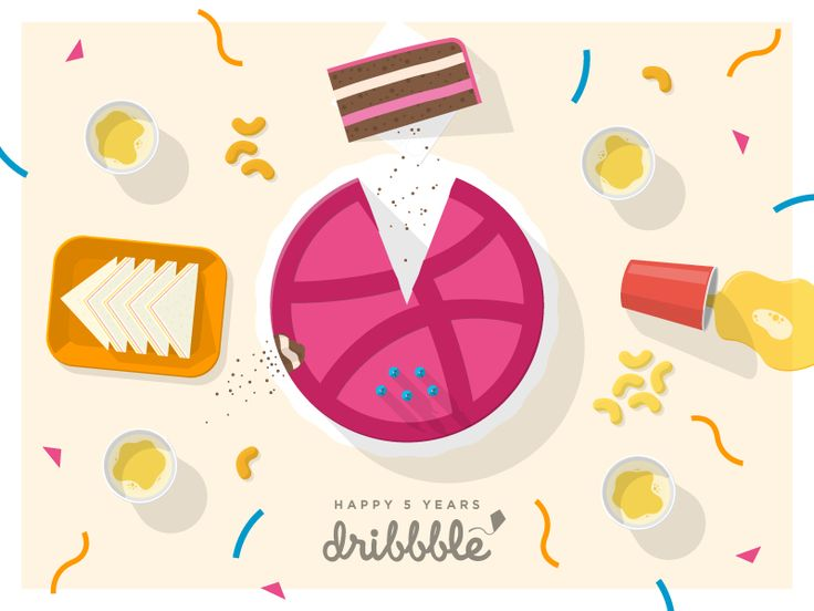 Five Years of Dribbble by Gustavo Zambelli for Aerolab