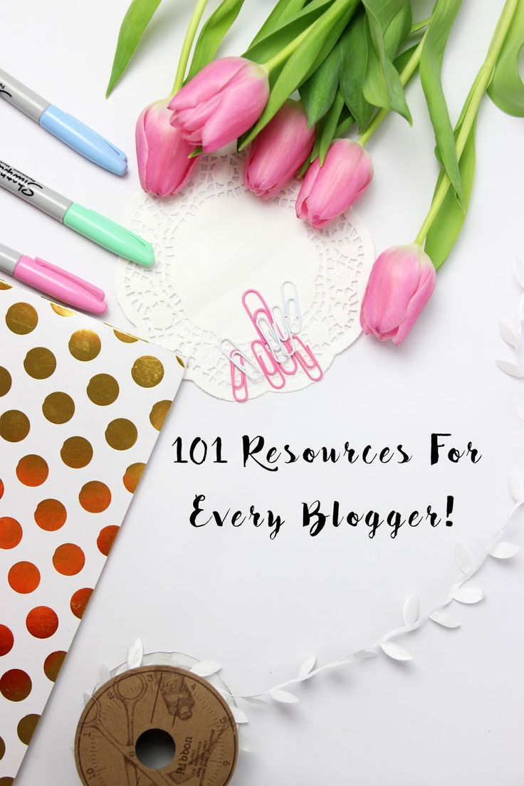 101 Resources For Bloggers That Your Going To Love | Through The Mirror