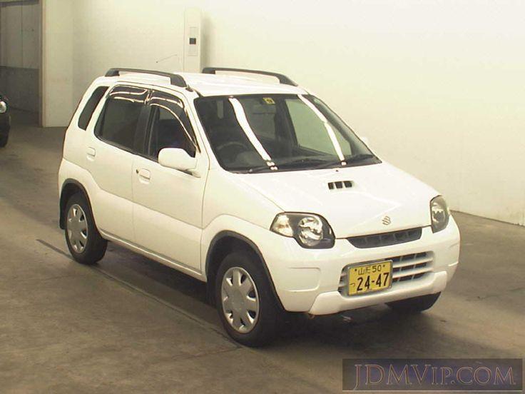 1999 SUZUKI KEI X HN11S - http://jdmvip.com/jdmcars/1999_SUZUKI_KEI_X_HN11S-6UIGscG5R192CH-4033