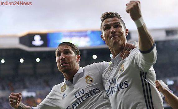 Real Madrid vs Atletico Madrid stats: Cristiano Ronaldo equals Lionel Messi's Champions League record