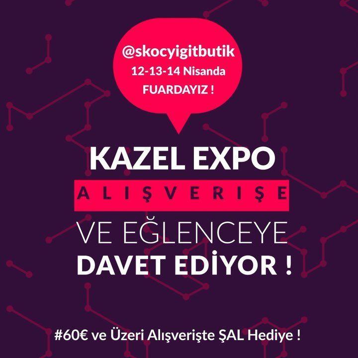 Kazel expo