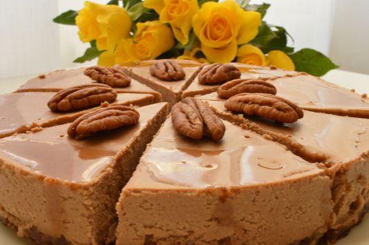 Vegan Peanut Butter Chocolate Cake - I Rawck