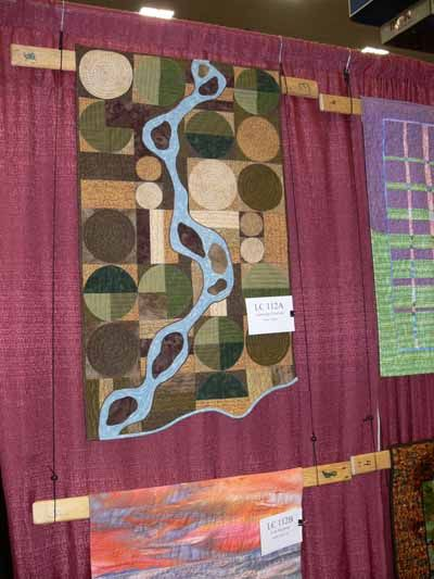 another #map #quilt! this makes me think of either a golf course or a farm