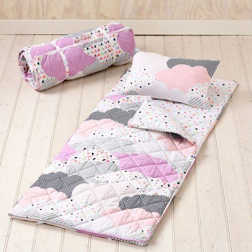 Adairs Kids Sleeping Bag Cloud, kids sleeping bags, sleeping bags for kids