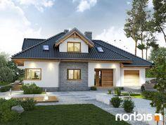 projekt Dom w kannach 3 lustrzane odbicie 1
