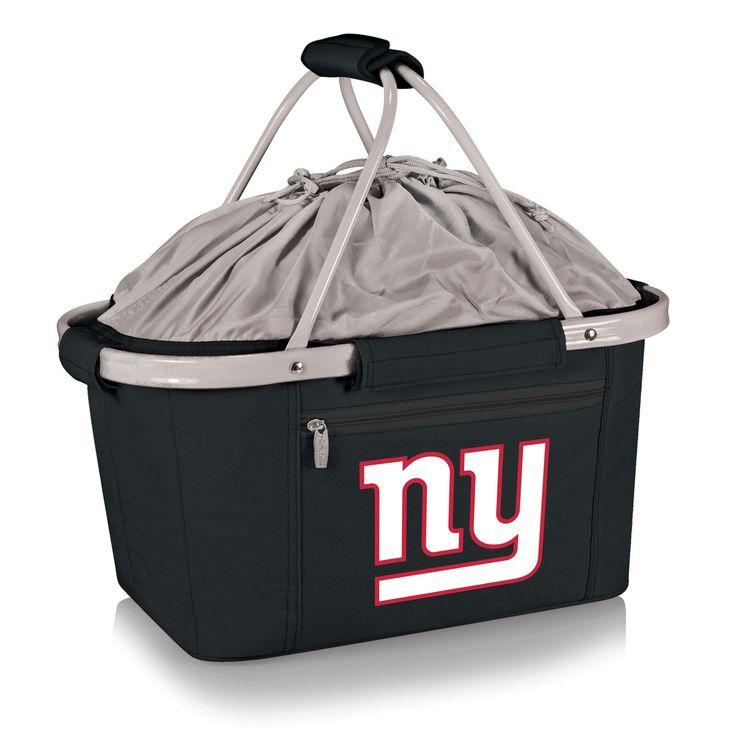 NFL Metro Basket-Blk (New York Giants) Digital Print
