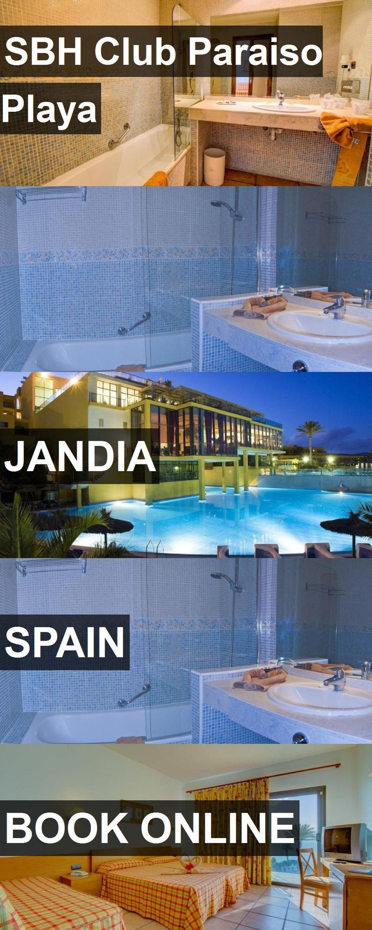 Hotel SBH Club Paraiso Playa in Jandia, Spain. For more information, photos, reviews and best prices please follow the link. #Spain #Jandia #SBHClubParaisoPlaya #hotel #travel #vacation