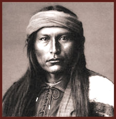 Famous native american chiefs cochise essay