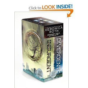 Divergent Series Box Set: Veronica Roth