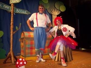 Teatro niños en Plasencia y Cáceres