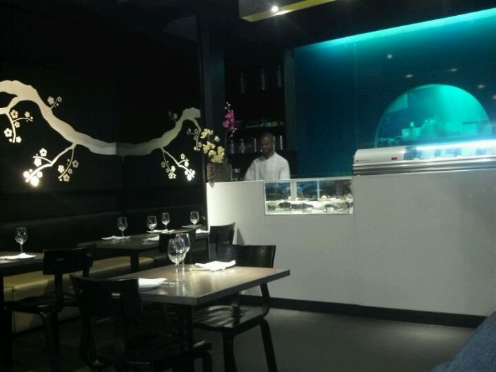 Love their take on Thai food and wow the cocktails. Be daring and try the tofu dishes if you are a newly!