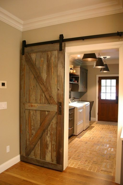 Best 25+ Interior barn doors ideas on Pinterest | Sliding doors ...