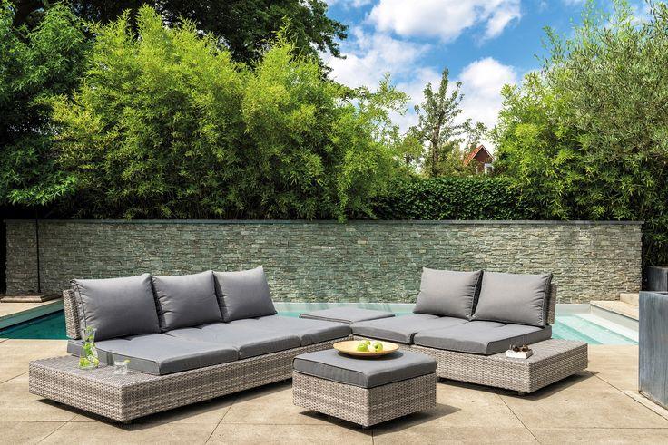 SUNS Ibiza - Lounge set - SUNS Blue Collection