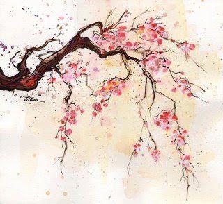 fiori di ciliegio disegni - Cerca con Google